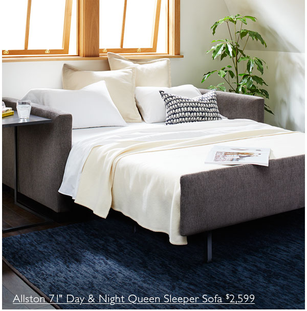 Allston day and night sleeper sofa