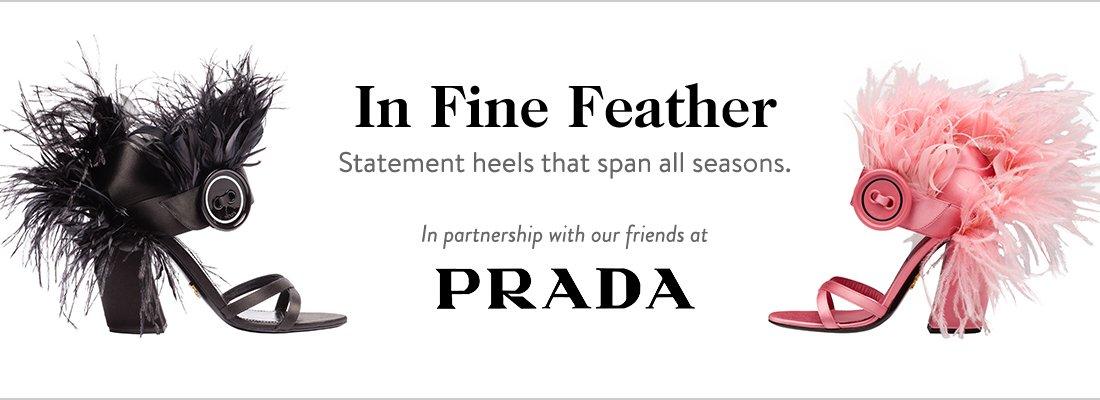 Prada: In Fine Feather