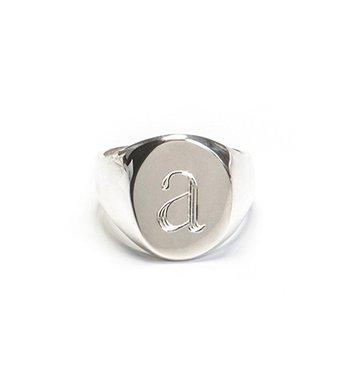 Sarah Chloe x goop Lana Pinky Ring $120