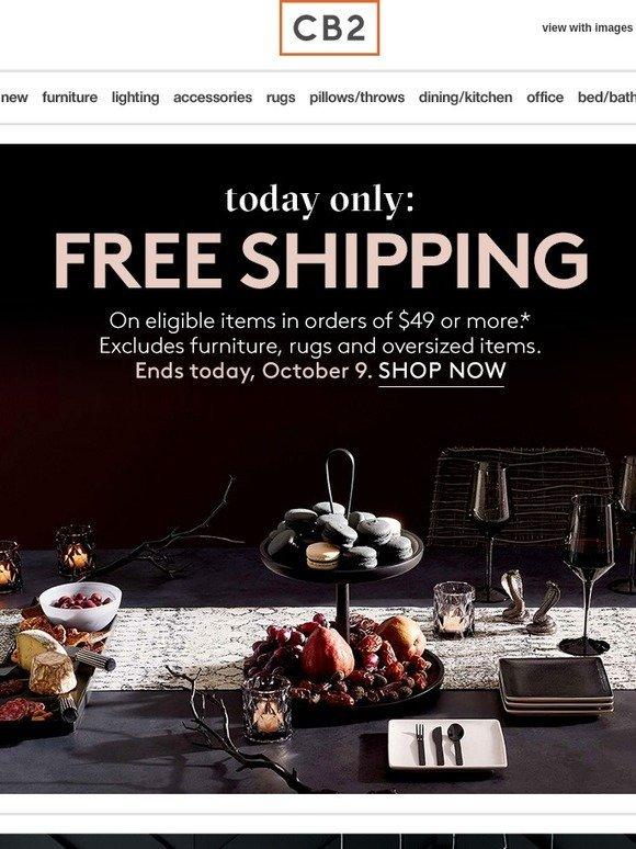 Cb2 Free Shipping >> Cb2 F R E E Shipping Milled