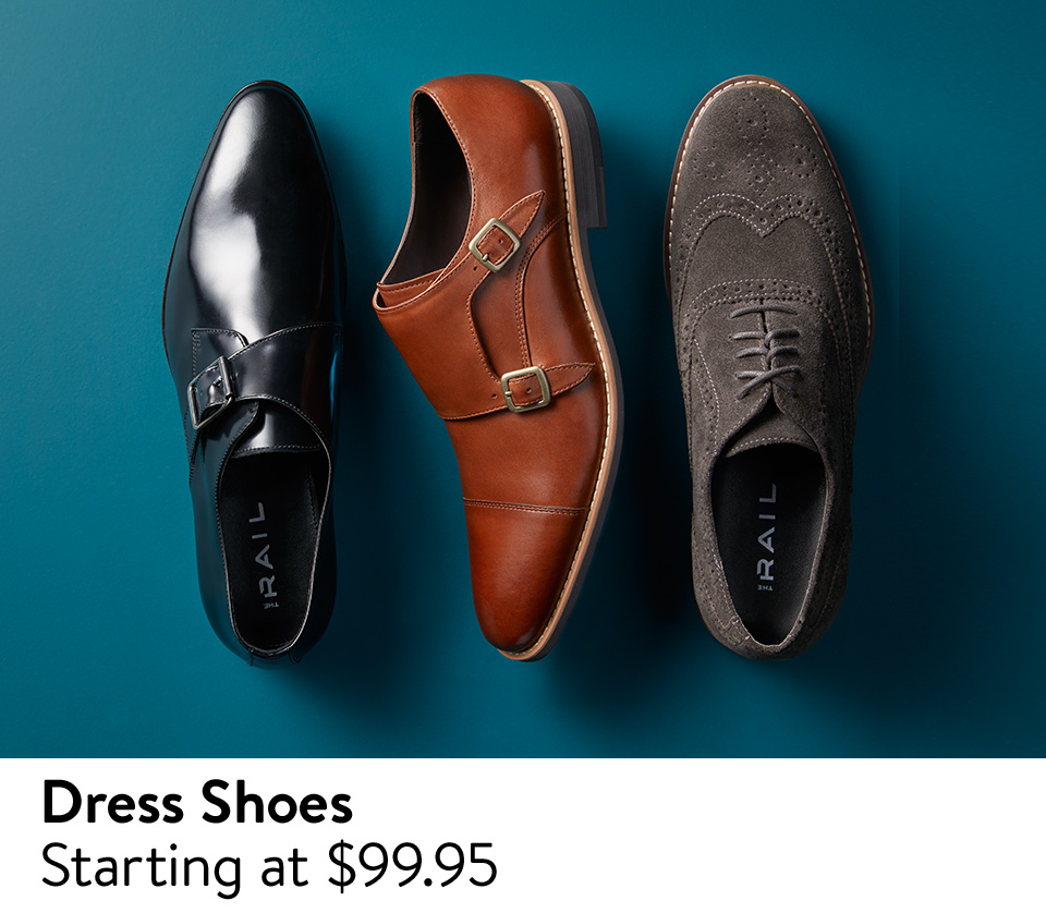 Dress Shoes Starting at $99.95