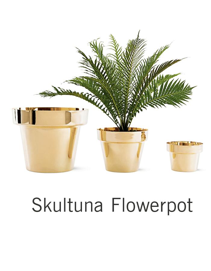 Skultuna Flowerpot