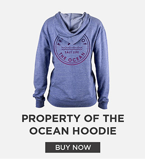 Property Of The Ocean Hoodie