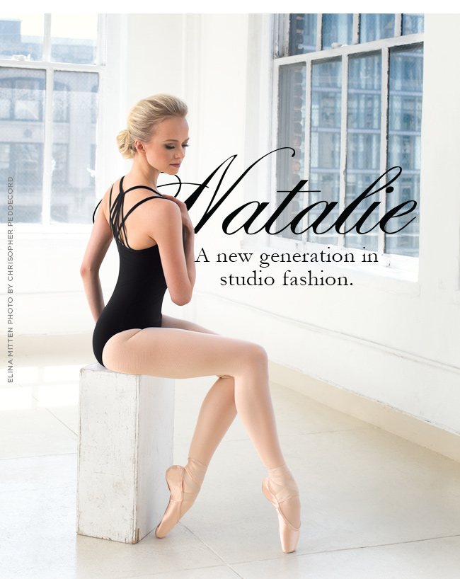Natalie: A new generation in studio fashion.