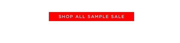 Shop All Sample Sale