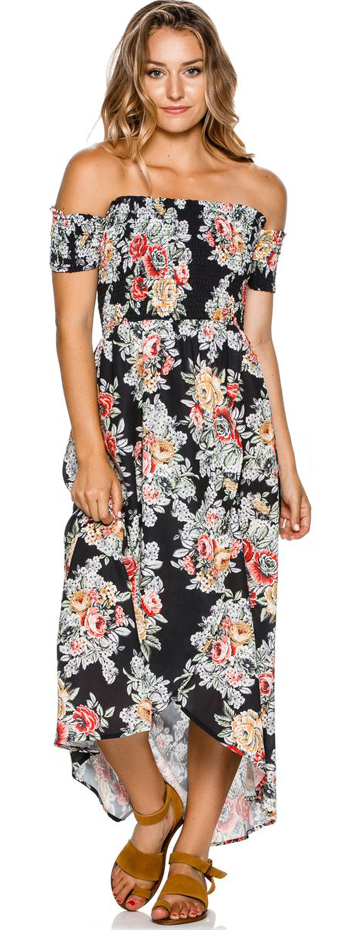 LUCY LOVE TRANQUILITY DRESS