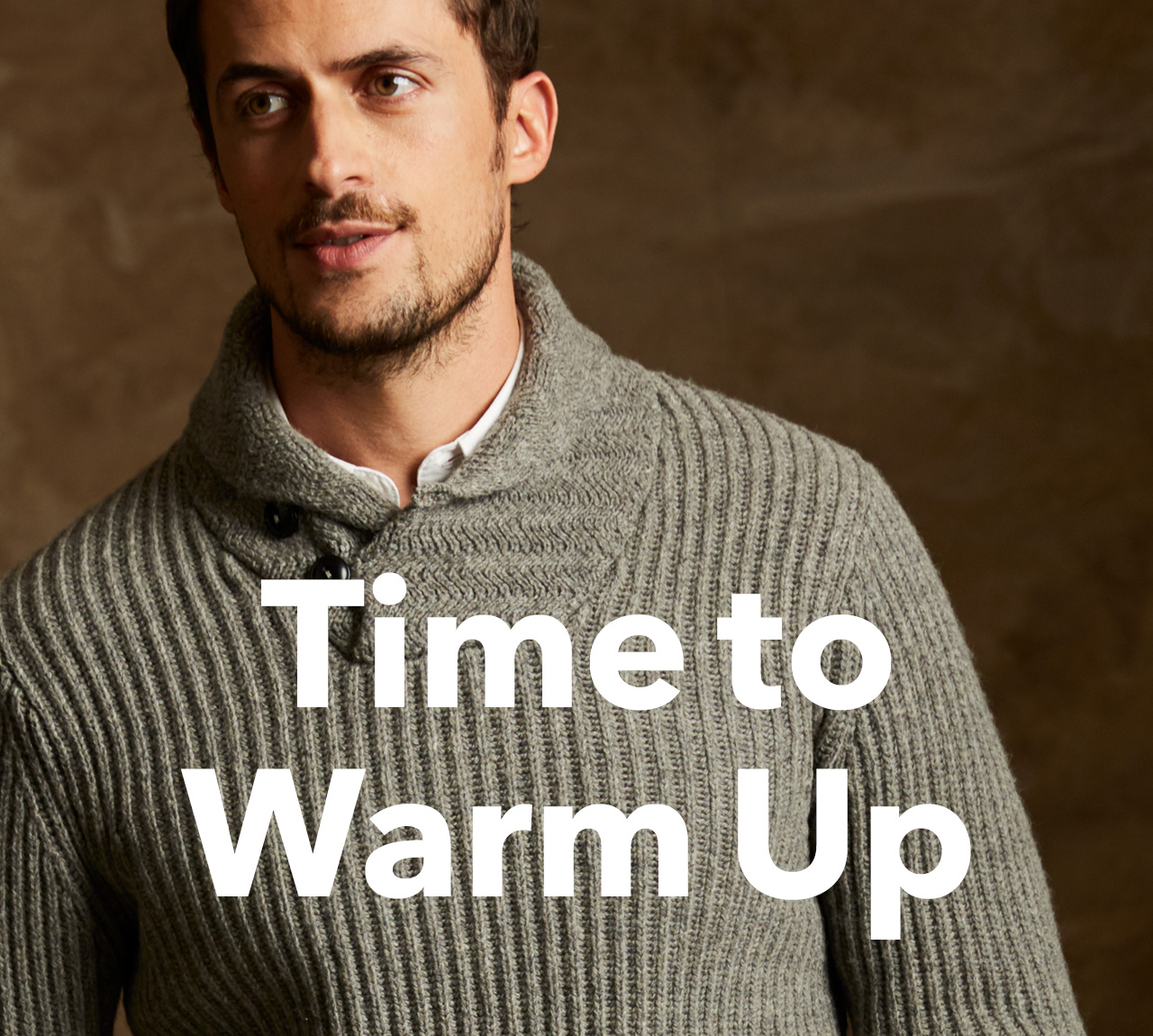 TIME TO WARM UP ‑ SHOP SWEATERS NOW