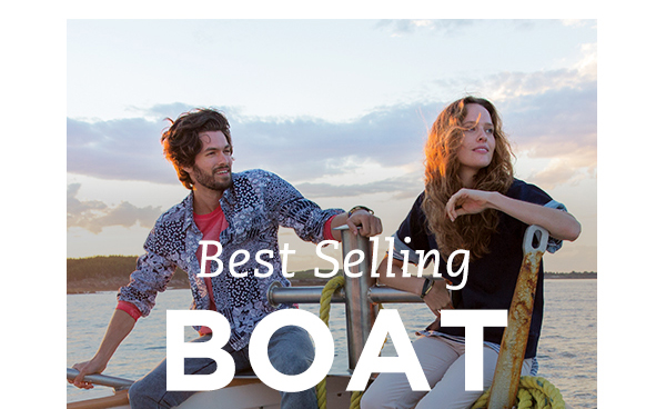 BEST SELLING BOAT SHOES