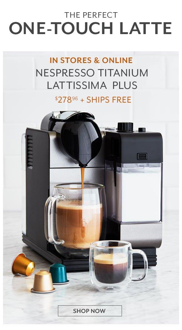 Nespresso Titanium