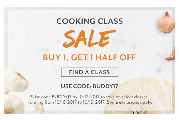BOGOHO Cooking Class