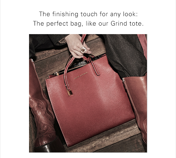 The Grind Tote