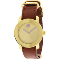 Leather Unisex Watch