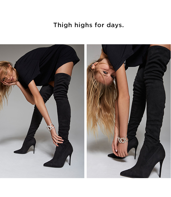 Thigh Highs for Days