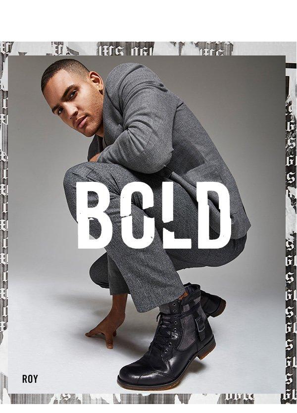 Bold: ROY