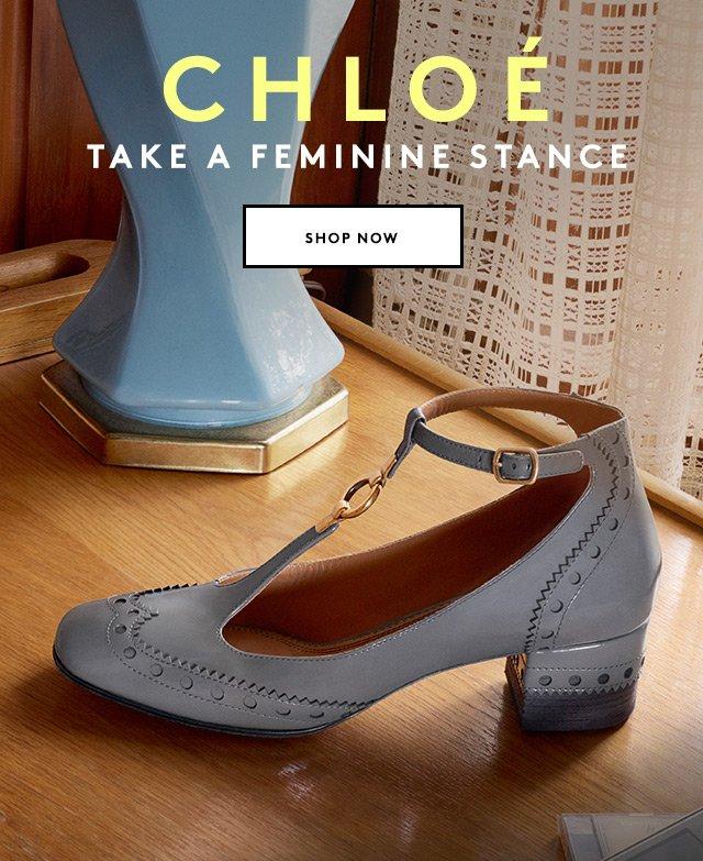 Fun and flirty footwear.