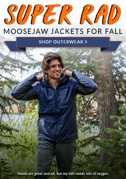 Super Rad Moosejaw Jackets for Fall