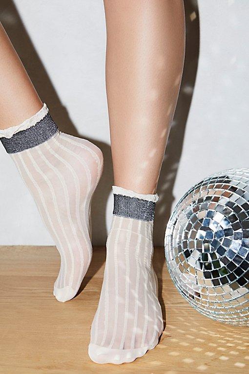 Astral Shimmer Anklet