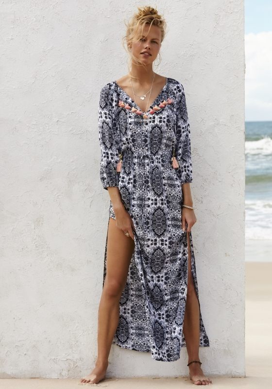 Seafolly Mandala Maxi Dress