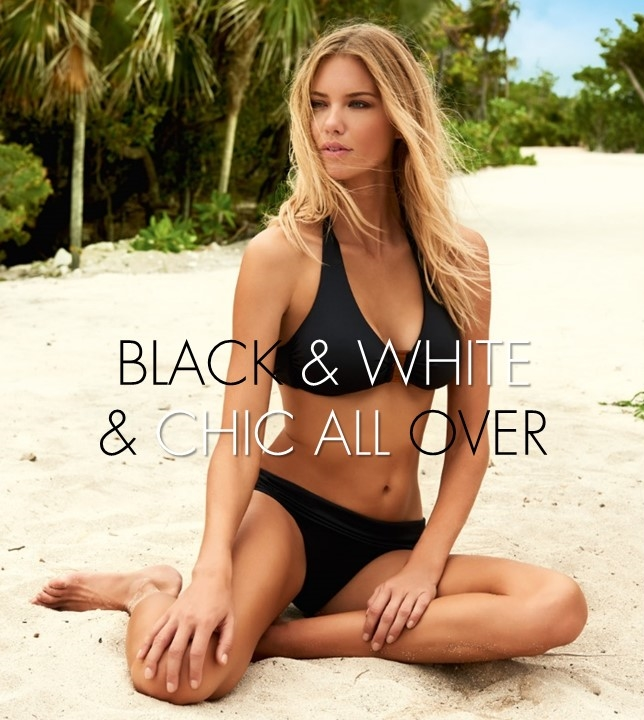 Black & White & Chic All Over