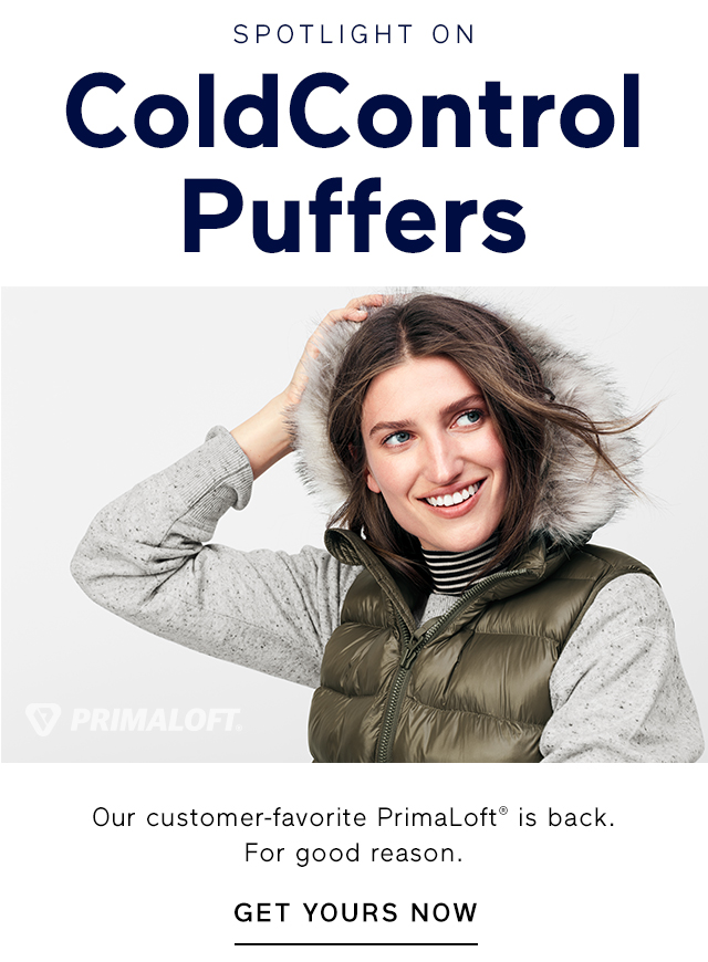 ColdControl Puffers | GET YOURS NOW