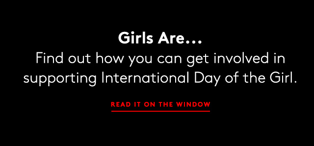 Happy International Day of the Girl!