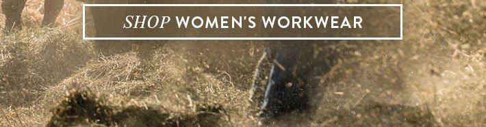 Shop Women's Workwear »