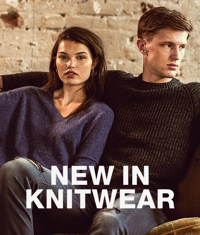 New In Knitwear