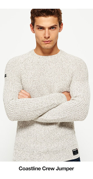 Coastline Crew Neck Jumper