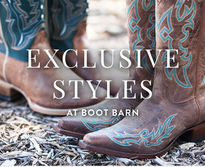 EXCLUSIVE BRANDS ONLY AT BOOT BARN - Shop Now »