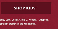 Shop Kids' »