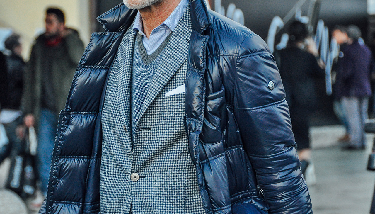 Seven Ways To Wear A Down Jacket