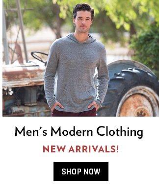 Men's Modern Clothing