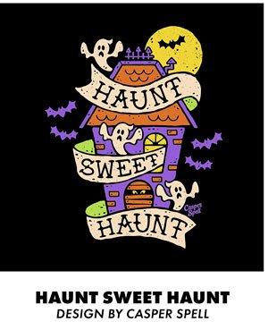Haunt Sweet Haunt