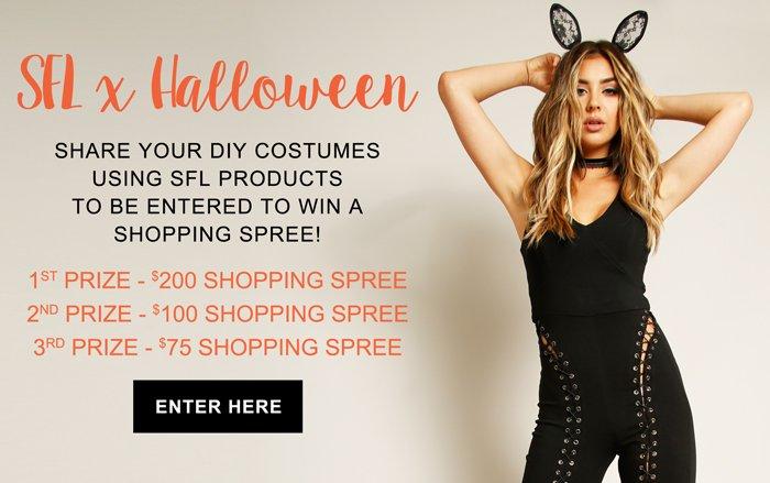 SFL x Halloween Contest