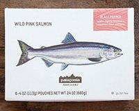 Wild Lummi Island Pink Salmon, Black Pepper