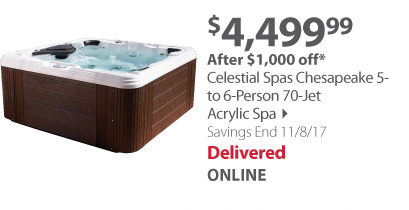 Celestial spa