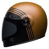 Bell Bullitt Forge Matte Black/Copper Full Face Helmet
