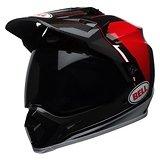 Bell MX-9 Adventure MIPS White Dual Sport Helmet
