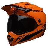 Bell MX-9 Adventure MIPS Hi-Viz Orange/Black Dual Sport Helmet