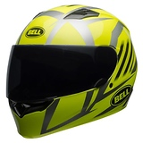 Bell Qualifier Blaze Yellow/Titanium Full Face Helmet