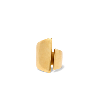 Soko Jewelry Channel Ring $58