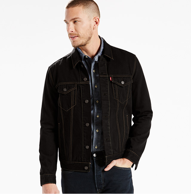 Shop men's Trucker Jacket