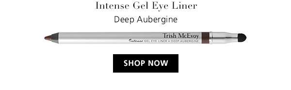 Intense Gel eye Liner Deep Aubergine. SHOP NOW