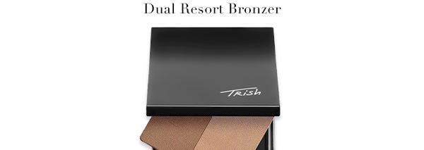 Dual Resort Bronzer. SHOP NOW