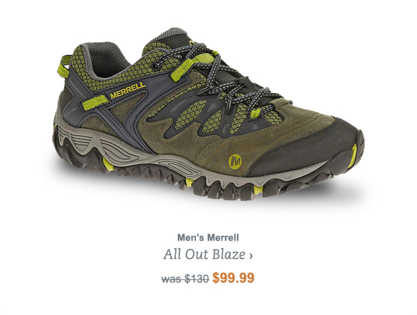 Men's Merrell All Out Blaze