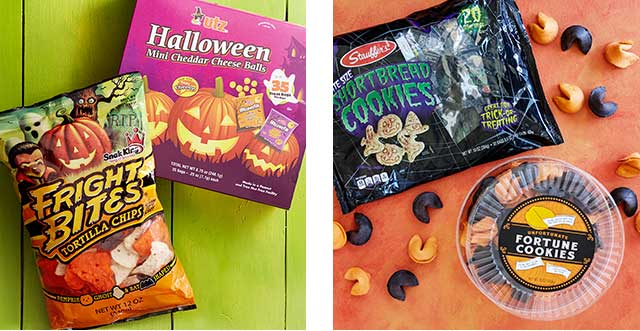 Save 30% All Halloween Snacks & Cookies ›