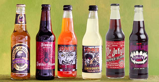 Save 30% All Halloween Sodas ›
