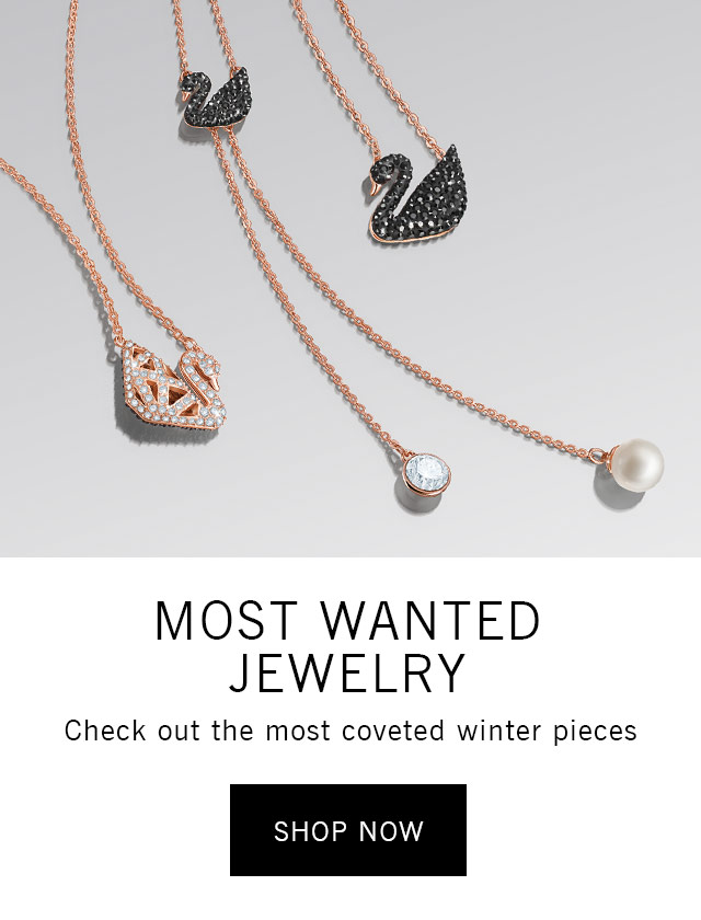 Most wanted jewelry