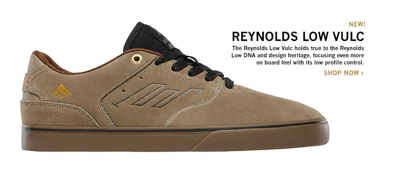 Reynolds Low Vulc