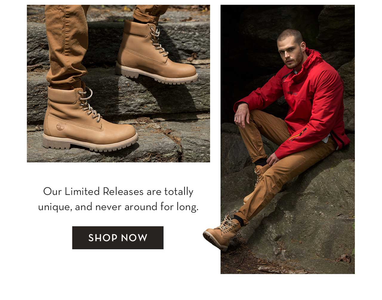 Our Limited Releases are totally unique, and never around for long. Shop Now